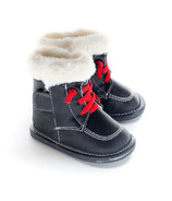 Jack & Lily My Boots Lace Front Black