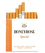 Honeyrose Special Herbal Cigarettes