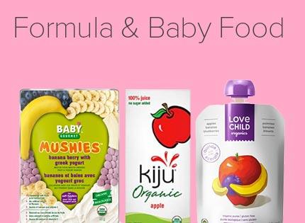 Formula & Baby Food