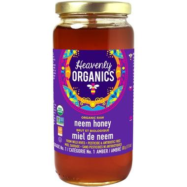 Heavenly Organics Raw Neem Honey