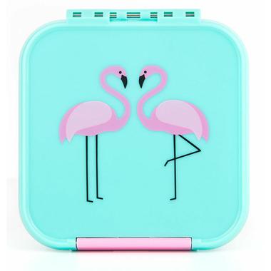 Little Lunch Box Co. Bento 2 Flamingo