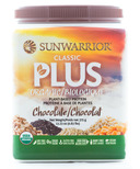 Sun Warrior Classic Plus Protein Chocolate