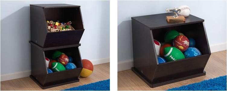 kidkraft toy box assembly instructions