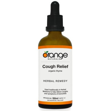 Orange Naturals Cough Relief Tincture