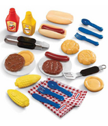 Little Tikes Backyard Barbecue Grilling Goodies
