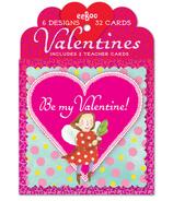eeboo Valentine's Cards