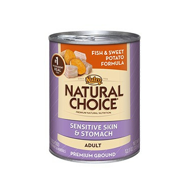 Nutro Dog Food Sensitive Skin And Stomach