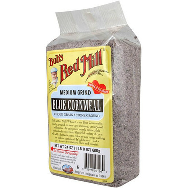 Bob\'s Red Mill Blue Cornmeal