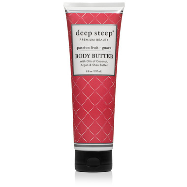 Deep Steep Body Butter Passion Fruit Guava