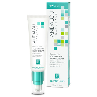 ANDALOU naturals Coconut Milk Youth Firm Night Cream