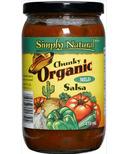 Simply Natural Organic Chunky Salsa