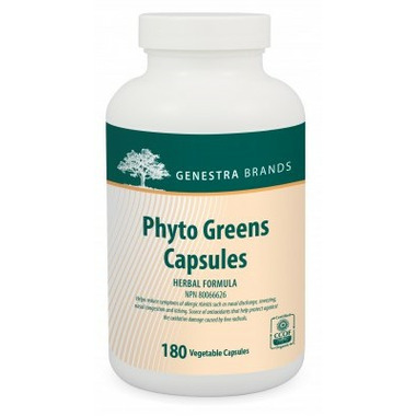 Genestra Phyto Greens Capsules