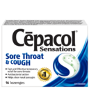 Cepacol Sore Throat & Cough Lozenges