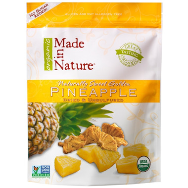 Made In Nature Organic Golden Pineapple