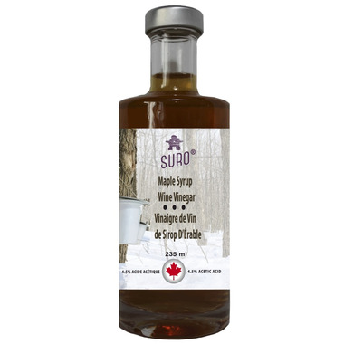 Suro Maple Syrup Wine Vinegar
