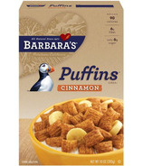 Barbara's Cinnamon Puffins