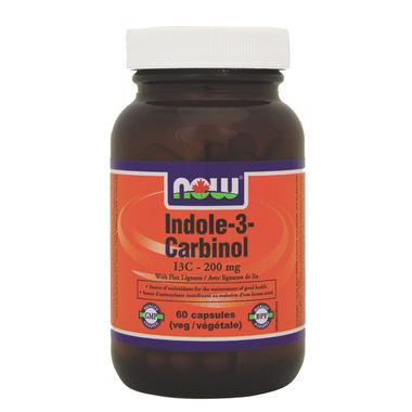NOW Foods Indole-3-Carbinol
