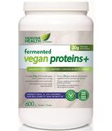 Genuine Health Fermented Vegan Proteins+