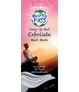 Earth Kiss Exfoliate Clean Up Mud Facial Mask