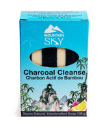 Mountain Sky Charcoal Cleanse Bar Soap