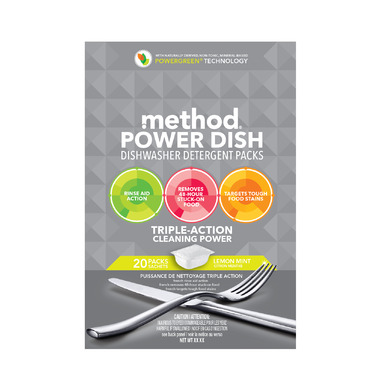 Method Power Dish Lemon Mint
