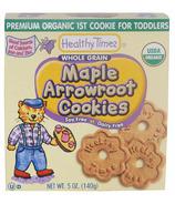 Healthy Times Maple Arrowroot Cookies
