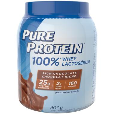 Pure Protein 100% Whey Protein Powder