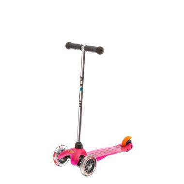 Micro of Switzerland Mini Micro Kickboard Pink