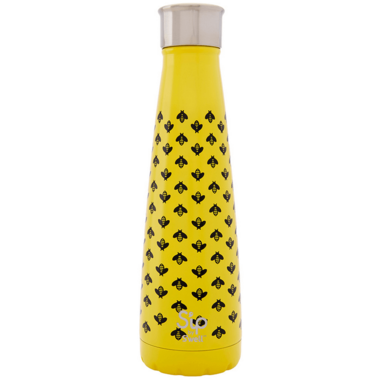 S\'ip x S\'well Water Bottle Honey Bee
