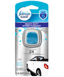 Febreze Car Vent Clip Heavy Duty Crisp Clean Air Freshener