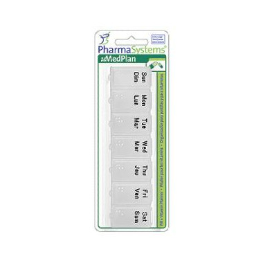 PharmaSystems XL Pill & Vitamin Planner
