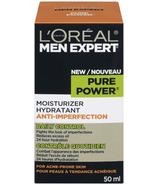 L'Oreal Men Expert Pure Power Moisturizer