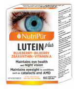 Nutripur Lutein Plus For Eye Health