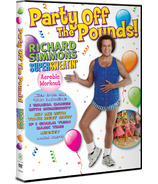 Richard Simmons Party Off The Pounds DVD