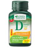 Adrien Gagnon Vitamin D