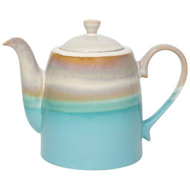 Now Design Reactive Glaze Horizon Teapot
