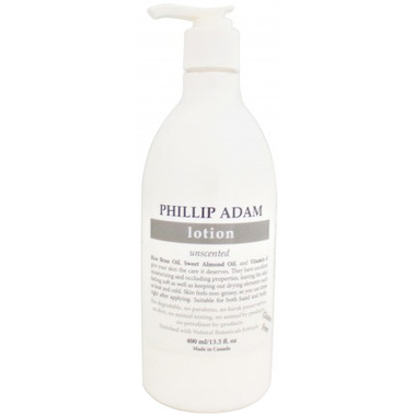 Phillip Adam Body Lotion Unscented