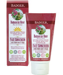 Badger Rose Face Sunscreen