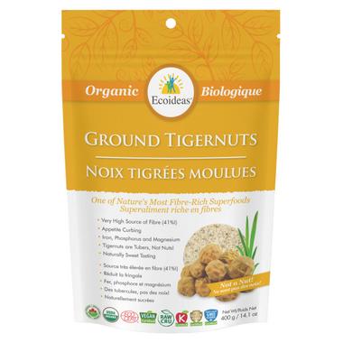 Ecoideas Organic Stone Ground Tigernuts