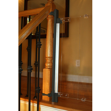 Qdos Stair Mounting Kit Slate