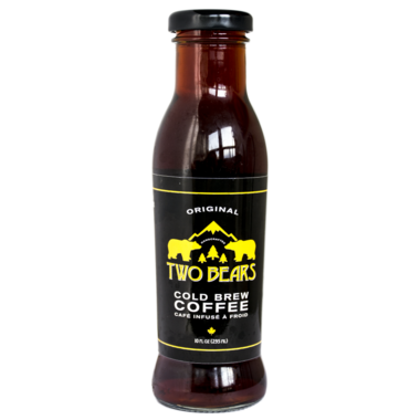 Two Bears Cold Brew Coffee Original