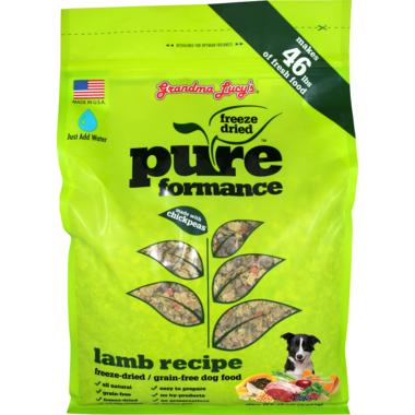 Grandma Lucy S Pureformance Dog Food Reviews