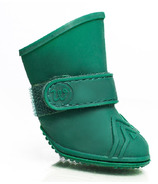 Wellies Boots for Dogs Small in Green