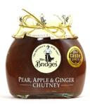 Mrs. Bridges Pear, Apple & Ginger Chutney