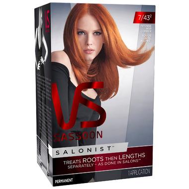 Vidal Sassoon Salonist Hair Colour