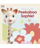Sophie The Giraffe Peekaboo Sophie Book