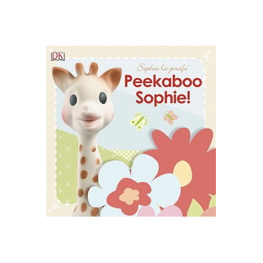 Sophie The Giraffe Peekaboo Sophie Book