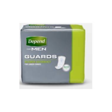 Depend for Men Guards