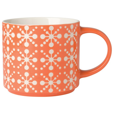 Now Designs Mug Tile Orange