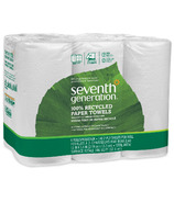 Seventh Generation White Paper Towels